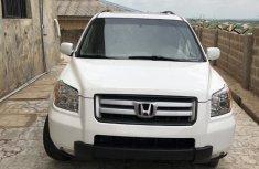 Honda Pilot 2006 EX-L 4x2 (3.5L 6cyl 5A) White for sale