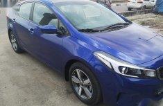 Kia Forte 2017 EX Sedan Blue for sale