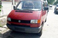 Volkswagen Transporter 1996 Red for sale