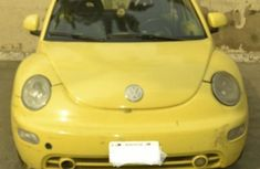 Volkswagen Beetle 2000 Yellow for sale