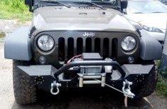 Jeep Wrangler 2015 Greenfor sale