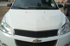 Chevrolet Traverse 2009 LS White for sale