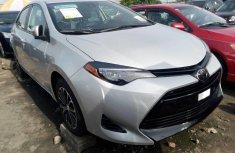 2018 Toyota Corolla Silver for sale