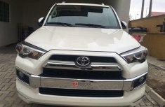 Toks 2015 White Toyota 4-Runner for sale