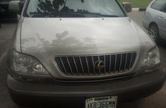 Lexus RX300 2003 Gold for sale