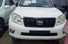 Toyota Land Cruiser Prado 2003 White for sale