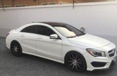 Mercedes-Benz CLA 250 2015 White for sale