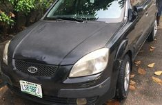 Kia Rio 1.4 Automatic 2006 Black for sale