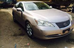 Lexus ES 2008 350 Gold for sale
