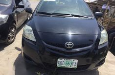 Toyota Yaris 2007 1.5 Black for sale