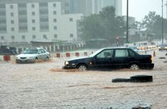 10 most flooded areas on Lagos Island drivers should avoid in rainy season