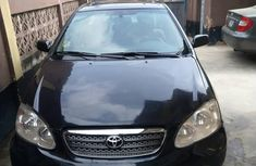 Toyota Corolla 2005 LE Black for sale