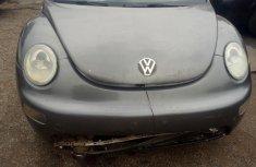 Volkswagen Beetle 1999 Gray for sale