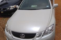 Lexus GS 300 2007 White for sale