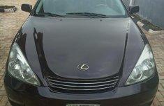 Lexus ES300 2002 Black for sale