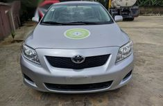 Toyota Corolla 2009 Gray for sale
