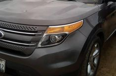Ford Edge 2013 Silver for sale