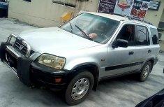 Honda CR-V 1997 Automatic Petrol Silver for sale