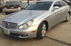 Mercedes-Benz CLS 2006 Silver for sale