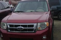 Ford Escape 2005 Red for sale