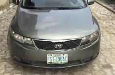Kia Cerato 2012 Gray for sale