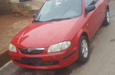 Mazda 323 1999 Red for sale