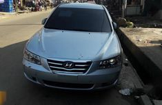 Hyundai Sonata 2005 Silver  for sale