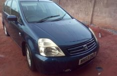 Honda Stream 2002 Blue for sale