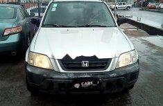 Honda CR-V 1997 Petrol Automatic Grey/Silver for sale