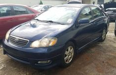 Toyota Corolla 2002 Blue for sale