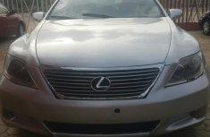 Lexus LS 2008 Silver for sale