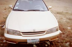 Nigerian Used Honda Accord 1999 Model