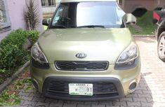 Kia Soul 2013 SOUL+ Green for sale