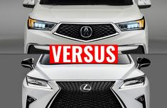 [Expert comparison review] Lexus RX vs Acura MDX (second generation)