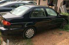 Toyota Corolla 1999 Black for sale
