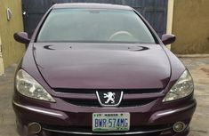 Peugeot 607 2009 SW 3.0 V6 Automatic Red for sale