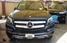 Mercedes-Benz GL450 2016for sale