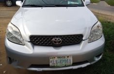 Toyota Matrix 2006 Silver for sale