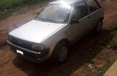 Toyota Starlet 1990 1.3 Silver for sale