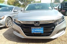 Honda Accord 2018 Gray for sale