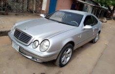 Mercedes-Benz E320 2002 Silver  for sale