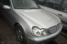 Mercedes-Benz C320 2004 Silver for sale