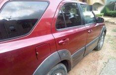 Kia Sorento 2005 Red for sale