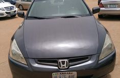 Honda Accord 2004 Sedan EX Gray for sale