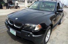 BMW X3 3.0i 2006 Black for sale