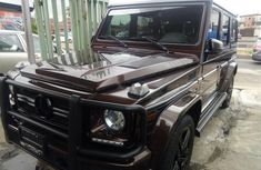 2015 Mercedes-Benz G63  for sale