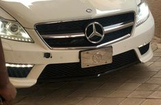 Mercedes-Benz CL 2009 White for sale