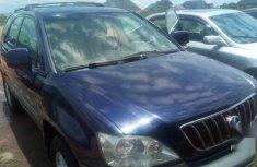 Super clean Lexus RX 2003 Blue color for sale