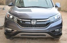 Honda CR-V 2016 Gray for sale