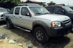 Nissan Frontier 2004 Silver for sale